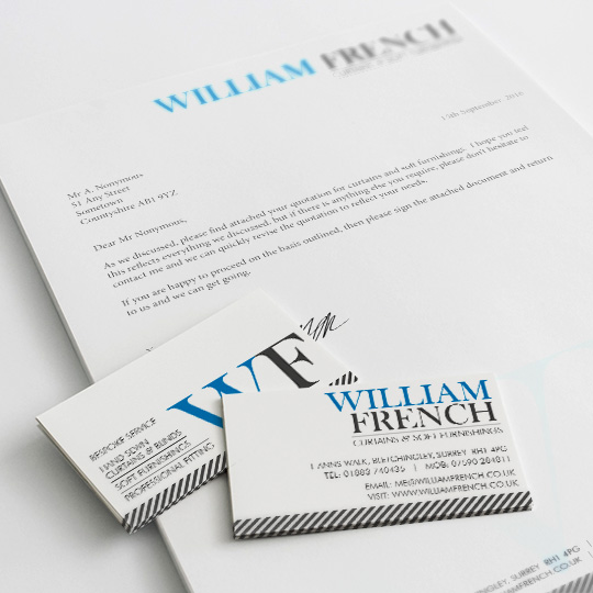 Stationary And Logo Design